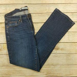 LEVI'S 529 Curvy Bootcut Jeans Size 6 M